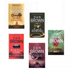مجموعه Robert Langdon از Dan Brown